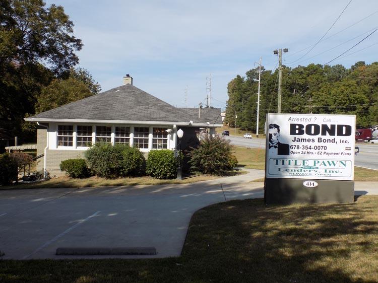 Bond James Bond Bail Bonds - Buford, GA