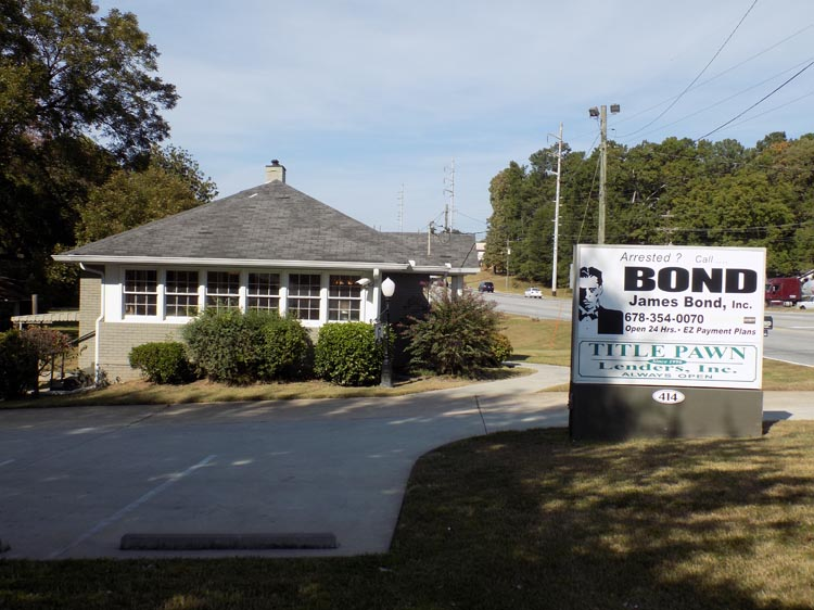 Bond James Bond Bail Bonds - Snellville, GA