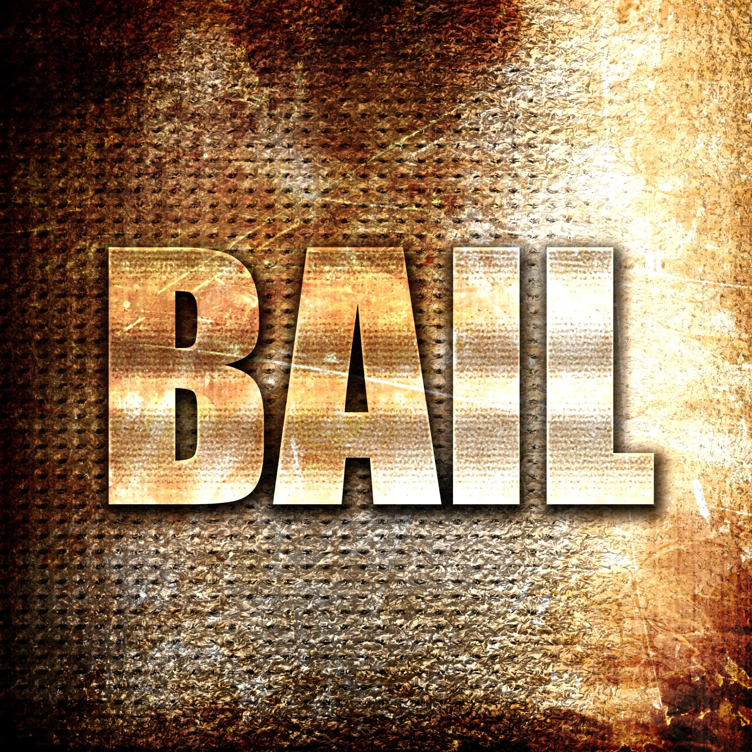 bail, bondsman, crime, arrest, judge, magistrate, surety