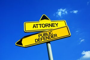 Public Defender Vs A Private Criminal Lawyer