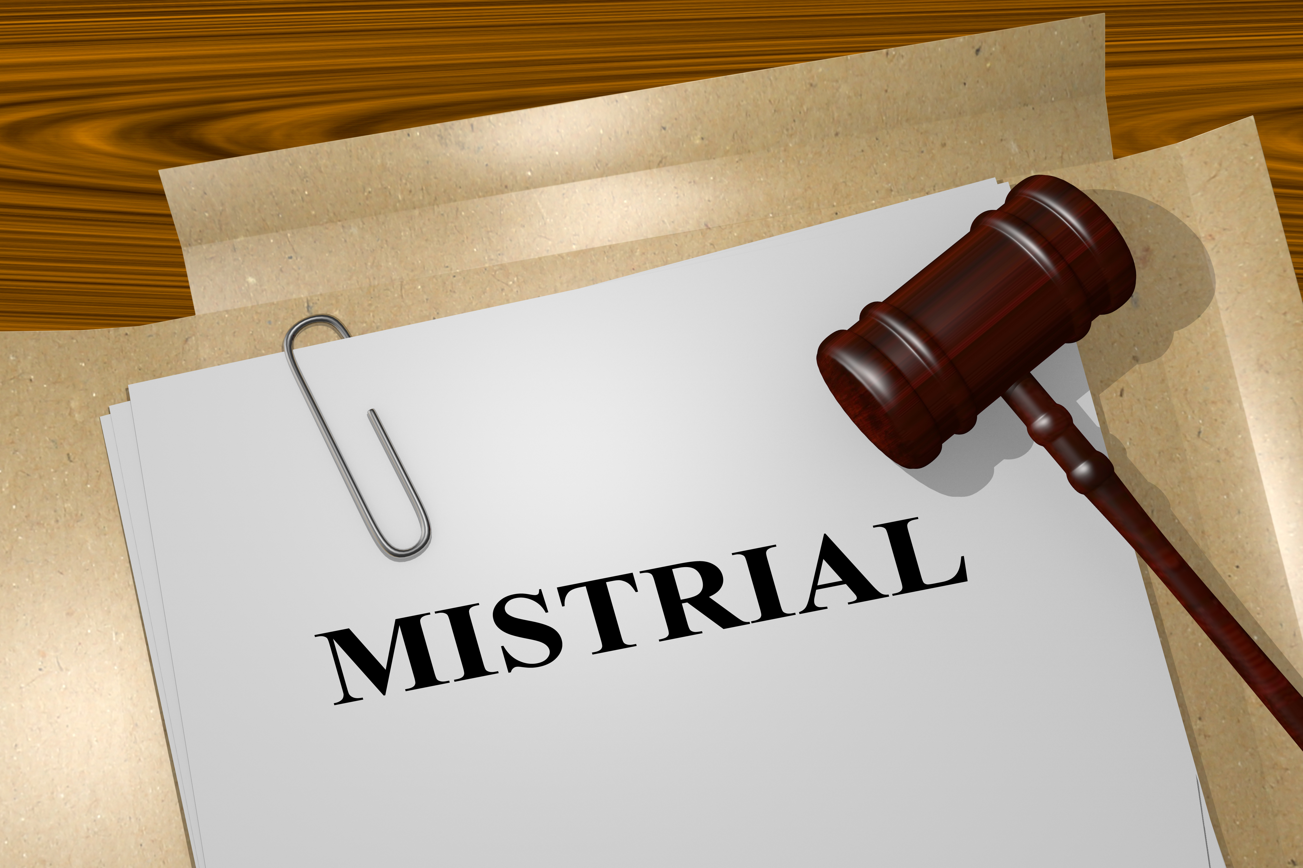 What Is A Mistrial